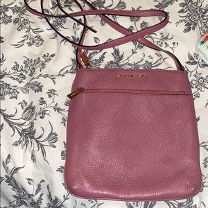Michael lord cross body purse